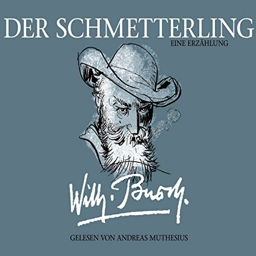 Der Schmetterling audiobook cover art
