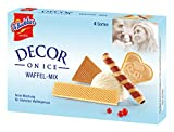 DeBeukelaer Decor On Ice Waffel-Mix, 85 g