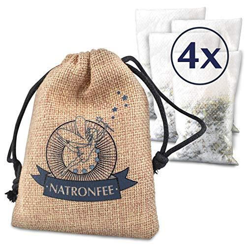 Bolsas de fragancia para el armario y los cajones - Neutralizador de olores - Bicarbonato de sodio bolsitas perfumadas con lavanda - Bolsas de lavanda para la cocina, el coche, el armario y más.
