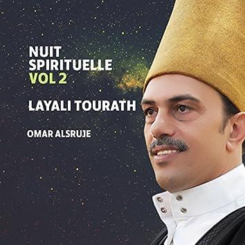 Nuit spirituelle, vol. 2 (Layali Tourath) [Inshad]