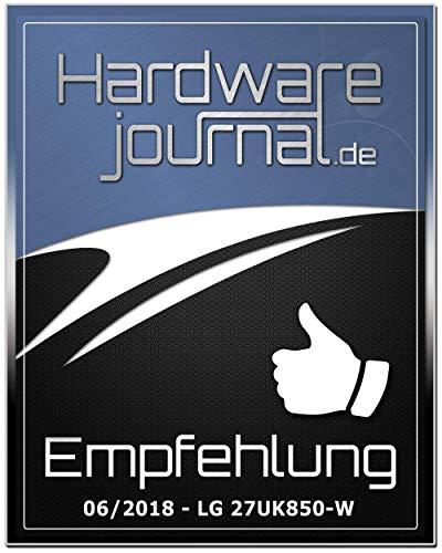 LG 27UK850-W 68,58 cm (27 Zoll) UHD 4K IPS Monitor (AMD Radeon FreeSync, HDR10, 99%sRGB), weiß - 15