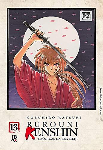 Rurouni Kenshin - Crônicas da Era Meiji - Volume 13