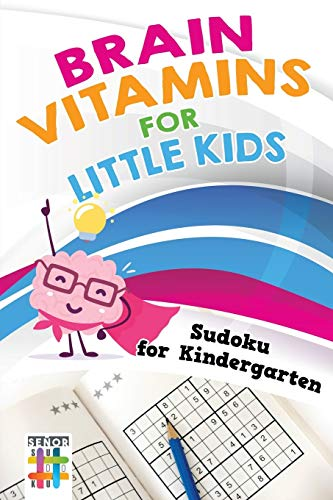 Brain Vitamins for Little Kids | Sudoku for Kindergarten