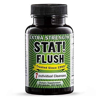 Stat Flush Detox - 7 Full Cleanses (35 Capsules)