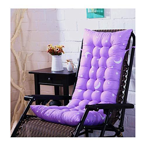 Cuscino per sedia a dondolo da patio, per tutte le stagioni, per uso in tutte le stagioni, cuscino per sedia a dondolo, cuscino Tatami, per interni ed esterni, 40 x 109 cm 7