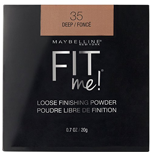MAYBELLINE Fit Me! Loose Finishing Powder - Deep