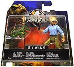 Dr. Alan Grant & Compie Jurassic World Legacy Collection Posable Figure 3.75 2018