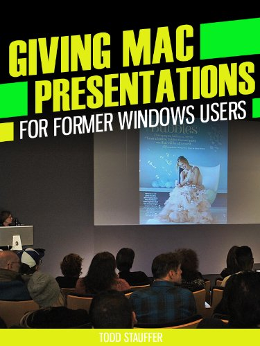 Giving Mac Presentations for Former Windows Users: With information on Keynote, Powerpoint, adding and editing slides and more. (Tech 101 Kindle Book Series)