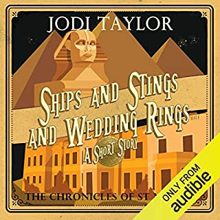 Ships and Stings and Wedding Rings cover art