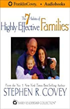 the 7 habits of highly effective families audiobook