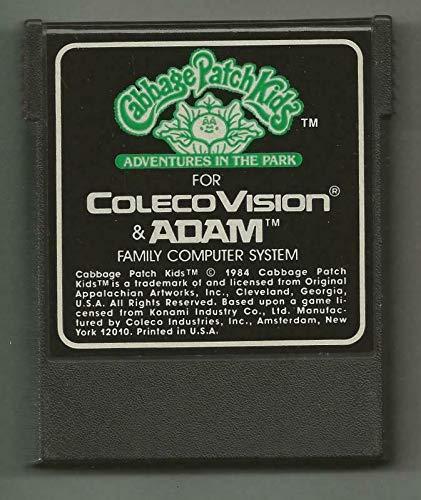 ORIGINAL Vintage 1984 ColecoVision Adam Cabbage Patch Kids Game Cartridge