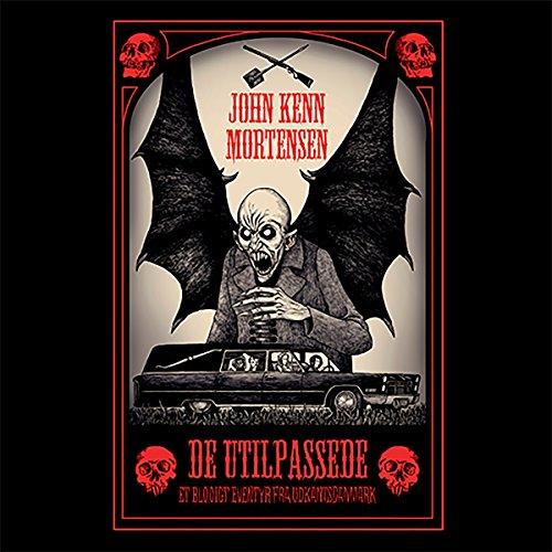 De utilpassede: et blodigt eventyr fra udkantsdanmark cover art