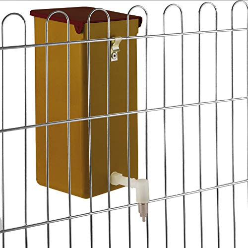 Kerbl 74160 Euro Kaninchentränke 1000 ml, Kunststoff - 4