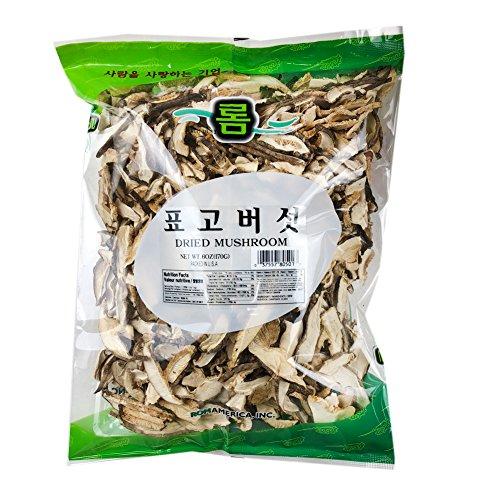 Dried Sliced Mushroom Dried Shiitake Mushroom Slices, 170g