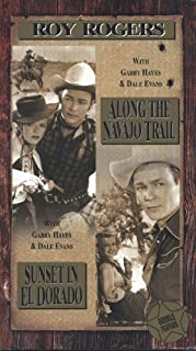 Roy Rogers Double Feature: Along the Navajo Trail & Sunset in El Dorado