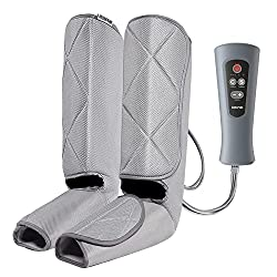commercial Leg massager RENPHO for blood circulation and relaxation, leg and leg massager with manual … foot leg massager