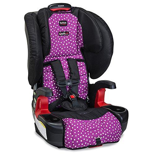Britax Pioneer Harness-2-Booster Car Seat, Confetti...