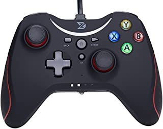 ZD T Gaming Wired Gamepad Controller Joystick for PC(Windows XP/7/8/8.1/10) / Playstation 3 / Android/Steam - Not Support The Xbox 360/One
