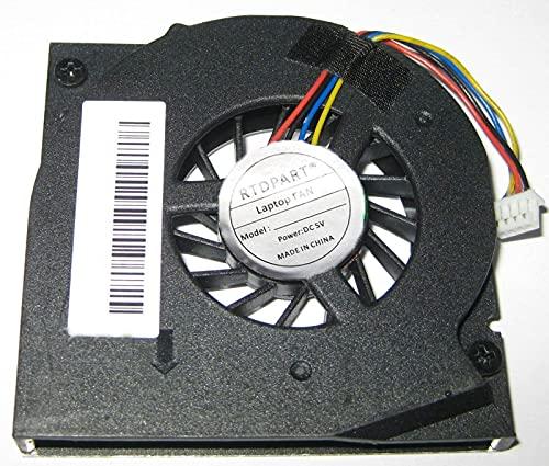 wangch Ventilador NUC Compatible con Intel NUC6i5SYK NUC6i3SYH NUC5i5RYK NUC6i5SYH.