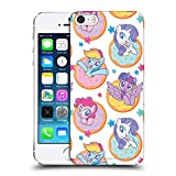 Official My Little Pony Donut and Stars Candy Clash Hard Back Case Compatible for iPhone 5 iPhone 5s iPhone SE