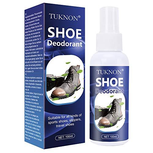 Desodorante Calzado, Desodorante Spray para Zapatos, Zapato Desodorante Natural, Desodorante Calzado Deportivo, Desodorante para Zapatos, Elimina el Olor, 100ml