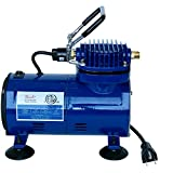 Paasche D500 1/8 HP Compressor with Auto Shutoff