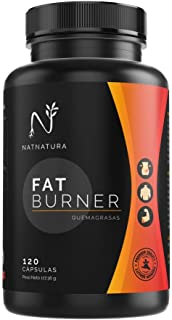 FAT BURNER Nº1. Potente quemagrasas natural alto