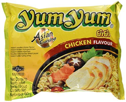 Yum Yum Instant Nudeln Huhn 60g (1 x 60 g)