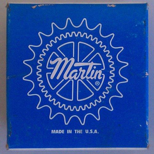 Martin 4016 Roller Chain Coupling, Sintered Steel, Inch, 16 Teeth, 1