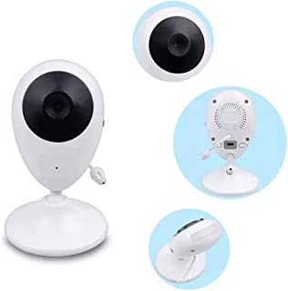 Baby Monitor Audio Two-Way Intercom Function 4 Cameras with Night Vision Function 200 M Transmission Distance for Indoor U...