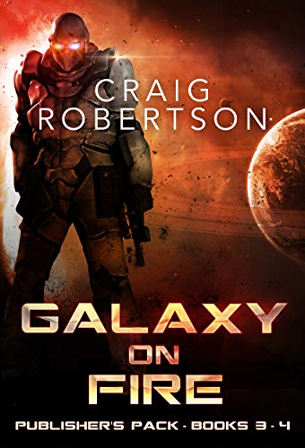 Galaxy on Fire: Publisher's Pack: Books 3 - 4 (English Edition)