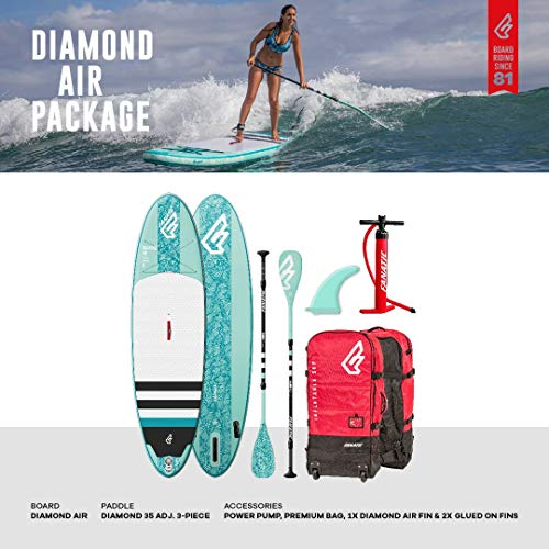 Fanatic Diamond Air Aufblasbares Board - 2