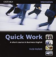 Quick Work Intermediate: Audio CD
