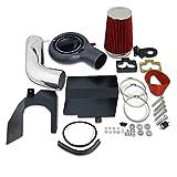 Spec-D Tuning AFC-DAK97V8RD-AY Dakota Durango 5.2L 5.9L V8 Cold Air Intake+Red Filter+Heat Shield