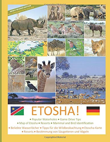 Etosha! (The Namibia Collection, Band 1)
