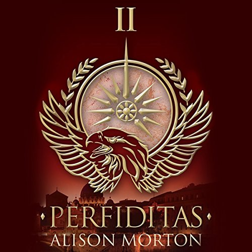 Perfiditas audiobook cover art