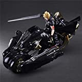 PLL Final Fantasy VII: Cloud Strife(Play Arts Kai) Action Figure Final Fantasy 7 Model Decorations