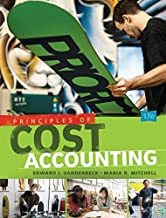 Best vanderbeck cost accounting Reviews