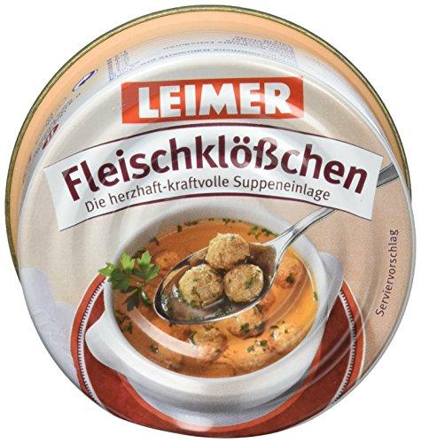 Leimer Klößchen, 5er Pack (5 x 150 g)