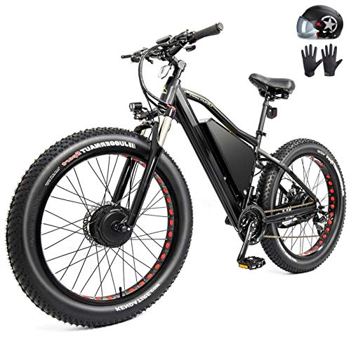 Bicicleta electrica, 2000W Fat Electric Bike 60V MENS MOINT