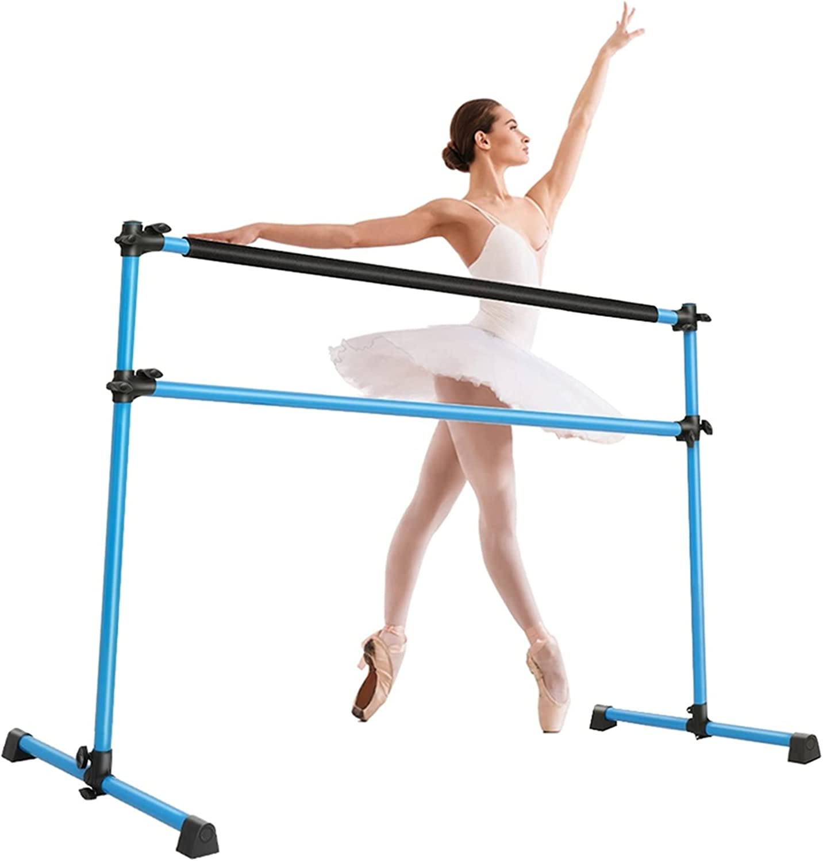 Max 72% OFF LLHW Portable Ballet Barre Topics on TV Bar Adjustab Home for Kids