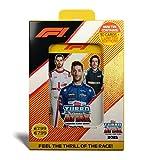 Topps F1 Turbo Attax 2021 - Lata de coleccionista 3 - Ricciardo, Alonso, Giovinazzi