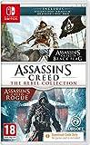 Téléchargez le code uniquement. Pas de cartouche de jeu dans la boîte Comprend le drapeau noir Assassin's Creed IV avec tous ses DLCs monojoueur sur la carte de jeu et Assassin's Creed Rogue Fonctionnalités améliorées pour le système Nintendo Switch ...