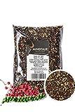 Minotaur Spices | Pimienta de Colores, Entera | 2 x 500g (1 Kg) | Pimienta de Colores Hecha de Semillas Negras, Blancas, Verdes y Rosas