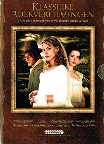 Classic Book Adaptations Collection - 8-DVD Box Set ( Emma / Jane Eyre / Northanger Abbey / Mansfield Park / The Black Velvet Gown / A Woman of Substance / The [ Holländische Import ]