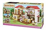 Sylvanian Families-La Grande Beleuchtetes Haus, Mini-Puppen und Zubehör, 5480