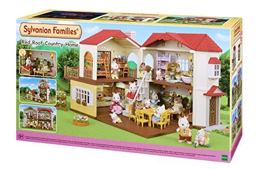 Sylvanian Families - 5480 - Stadthaus mit Licht - 1 Stück/Amazon