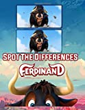 Ferdinand Spot The Difference: Ferdinand The Bull Stunning Adults Activity Spot-the-Differences Books