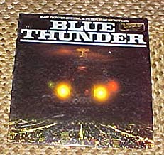 Blue Thunder Original Motion Picture Soundtrack Arthur B. Rubinstein Record Album Vinyl