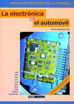 La Electronica En El Automovil (Spanish Edition)
